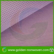 Different color non woven interlining ,diamond non woven cloth, pp non woven fabric spun bond