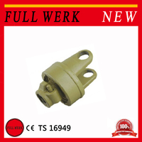 Agricultural spare parts FULL WERK PTO shafts cultivator parts freewheel clutch for tractors