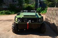 CE certificated amphibious ATV