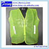Feiny 100% polyeater green/red wholesale navy blue mesh safety vest