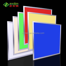 LED WIFI RGB CCT Adjustable Dimmable Panel Light ultra thin 300*300mm 600*600mm