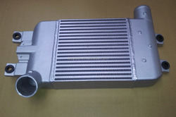 direct replacement intercooler for patrol ZD30 CRI upgrade