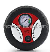 Auto insurance gifts tyre inflater DC12V mini pump;In-car air compressor;Electric jet AL-CQB01