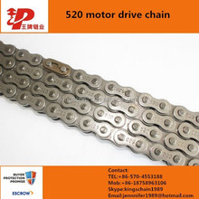 hot sale reinforced 525H motorcycle transmission chain in venezuela