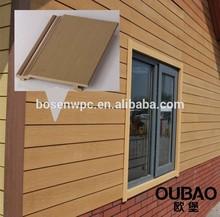 2015 novo produto de construção de casa moderna da parede interna do revestimento de madeira