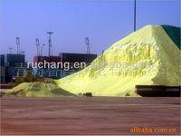 high purity Sulfur 99.9%