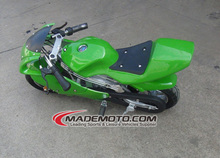 hot selling 350w used gas pocket bike for kids