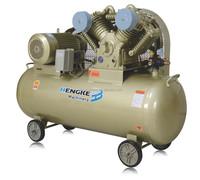 12.5bar 10hp high pressure piston air compressor 500l