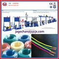 china máquina extrusora de plástico para la fabricación de cables aislados