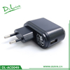 Universal Single USB Travel Charger E Cigarettes Wall Charger With Low Price