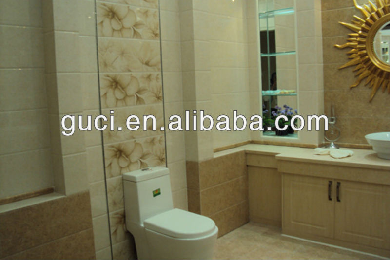 Bathroom Wall Tile Design View Bathroom Wall Tile Design Guci Product Details From Foshan