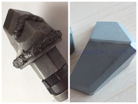 mining use cemented tungsten carbide insert for cutting tool