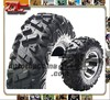 """Durable ATV Tires 6 Ply Rated Front tire 25""""*8.00""""-12"""""""