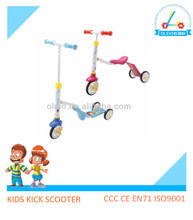 High Quality Innovative Scooter 2 IN1 Three Wheels KIDS SCOOTER