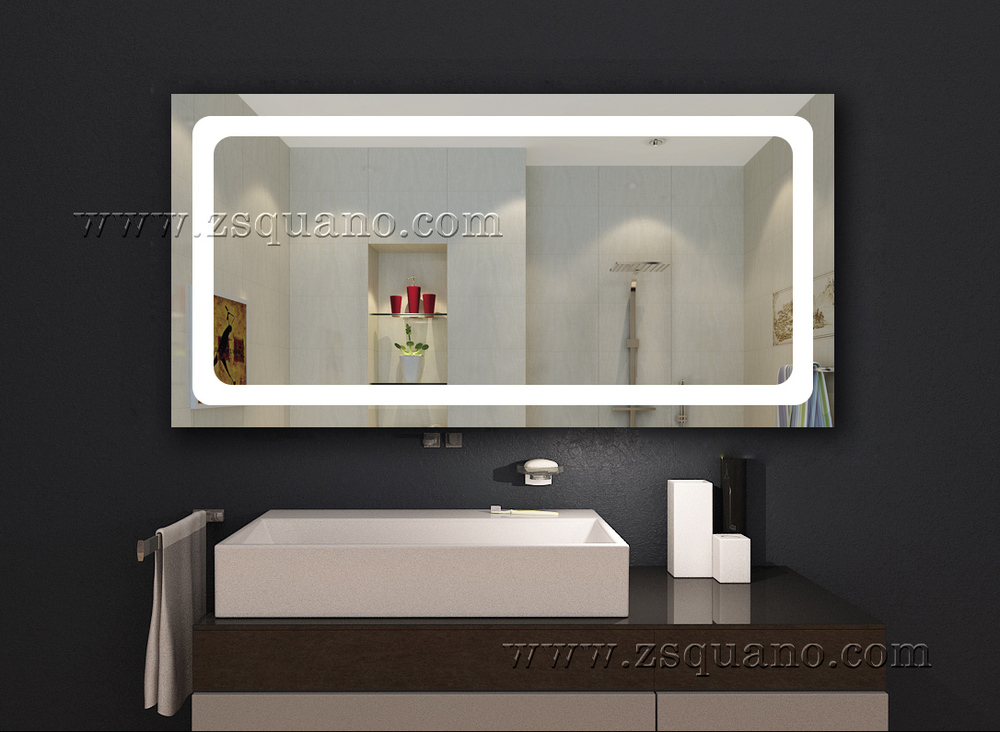 prix bluetooth r tro clair miroir avec led mirroir de salle de bain id de produit. Black Bedroom Furniture Sets. Home Design Ideas