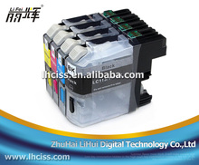 LC103 LC105 LC107 Refill ink cartridge for Brother MFC-J4610DW printer Refill ink cartridge