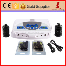 CE approved dual system life detox machine
