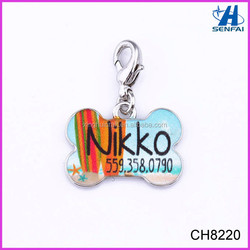 Alibaba Website Wholesale Dog Tags Printed Bulk Cheap Personalized Dog Tags