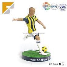 Football Player Action Figure, Plastic Football Player Figures, 3D Custom Football Player Action Figure