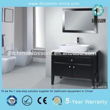 cuarto de baño de madera muebles baratos