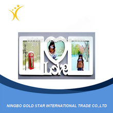 New product love frame picture frame wooden photo frame