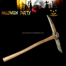 exclusive bronzed bloody halloween pickaxe