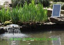 Solar Water Pump System for Pond (SPB20-501210)