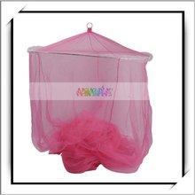 Wholesale! Cheap Round Kids Mosquito Net Girls Bed Canopies -J05030