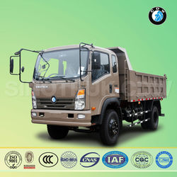 Sinotruk CDW 10 tons loading capacity used cars and truck for sale