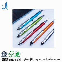 Mobile phone capacitive stylus Multi-functional universal stylus ballpoint pen