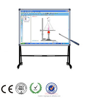 CE ROHS approved 42 inch portable interactive whiteboard china