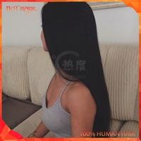 100% Remy Human Hair Indian Virgin Hair Wig Unprocessed Indian Full lace Wig Human Hair Full Lace Wig