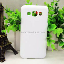 3d Sublimation Phone Case for Samsung e5 DIY Phone Case Samsung Galaxy E5 E500F