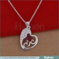 2015 dollar fashion jewelry silver pendant