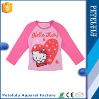 china new design popular wholesale cartoon t-shirt