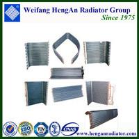 split air conditioner condenser aluminum radiator for car truck bus motorcycle intercooler oil cooler egr cooler condenser