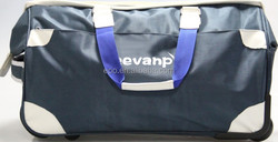 Newest high quality travel trolley luggage bag from China manufacturer