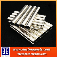ndfeb N35 disc magnet/stationery neodymium magnet for sale/strong portiere magnet