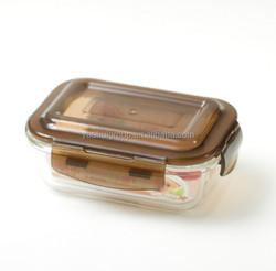 Rectangular Glass Tableware & Container