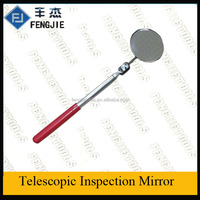 Telescoping Under Vehicle Search Mirror