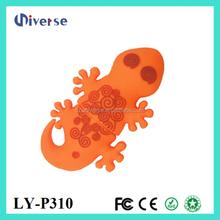 Cute lizard shape best price bulk 1gb/2gb/4gb/8gb/16gb usb flash drives,lovely animal thumbdrive
