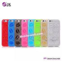 [JQX] For Apple iphone 6 tpu case, Clear soft for iphone 6 Tpu Clear case wholesale