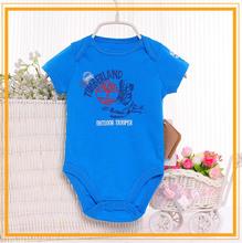 100% Cotton printing 2016 baby clothing wholesale china