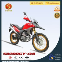 High Quality 200CC Super Dirt Bike SD200GY-13A