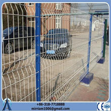 triangle bending fence used for Corporation/hotel/supermarket