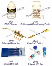Pcb Cleaner, Soldering & Desoldring Paste, Jewelry Tools