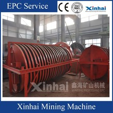 Xinhai Mineral Spiral Chute, Spiral Plant for Copper Ore