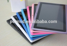 Direct Factory Cheapest tablet Q88 7 Inch tablet Android Tablet