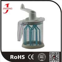 china manufacturer high quality competitive price hot sale plastic egg whisk