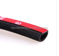 oem self-adhesive EPDM synthetic rubber seal